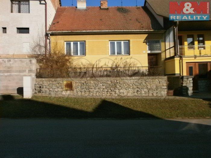 Prodej, rodinný dům 5+1, 406 m2, Moravský Krumlov