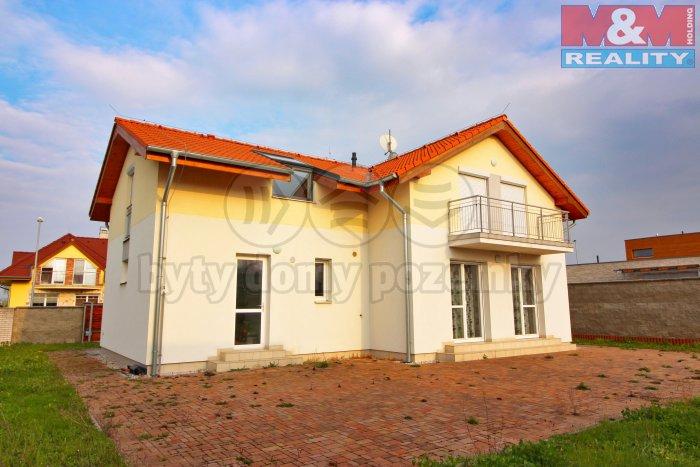 Prodej, rodinný dům 5+kk, 173 m2, Praha 8 - Březiněves