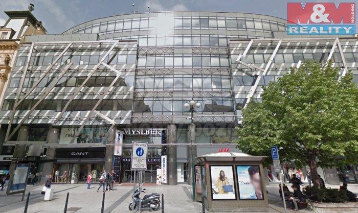Pronájem, obchodní prostory, 60 m², Praha 1 - Nové Město