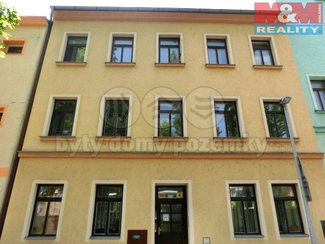 Pronájem, byt 1+1, 37 m2, OV, Ústí nad Labem, ul. Zolova