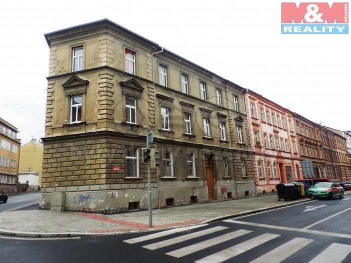 Prodej, byt 2+1, 64 m2, OV, Cheb, ul. Mánesova