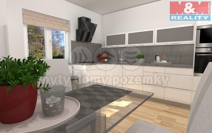 Prodej, rodinný dům, Kosova Hora