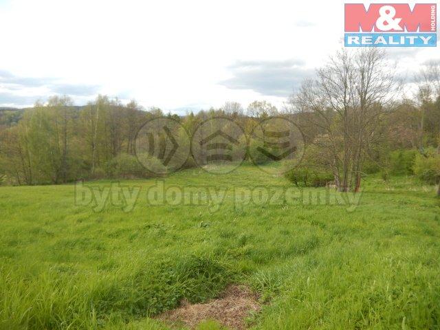 Prodej, stavební pozemek, 5948 m2, Děčín - Folknáře