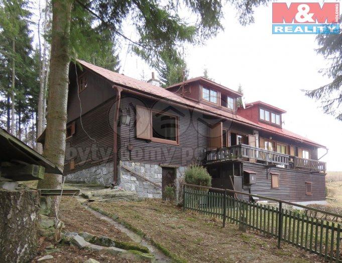 Prodej, chata 5+1, 489 m2, Staré Město pod Sněžníkem