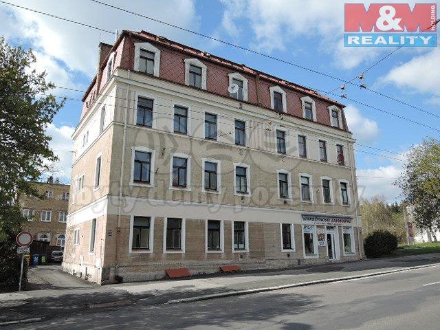 Prodej, byt 2+1, 56 m2, Mariánské Lázně, ul. Hlavní třída