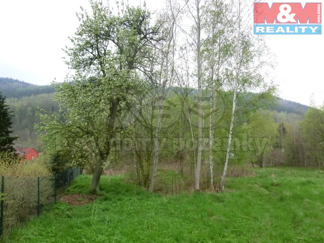 Prodej, pozemek, 1600 m2, Chrastava