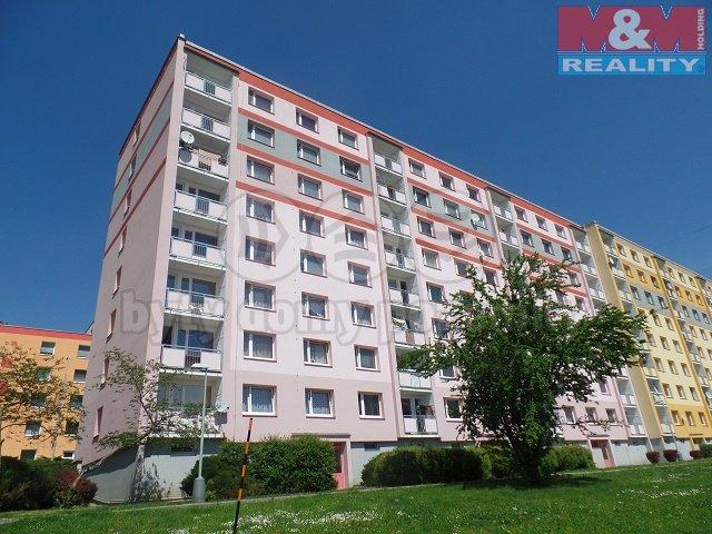 Prodej, byt 3+1, 65 m2, DV, Ústí nad Labem - Mojžíř
