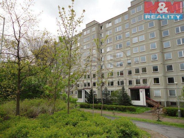 Pronájem, byt 3+1, 84 m2, Praha - Černý Most, ul. Bryksova