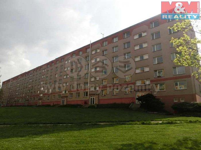 Pronájem, byt 1+kk, Liberec, ul. Vaňurova