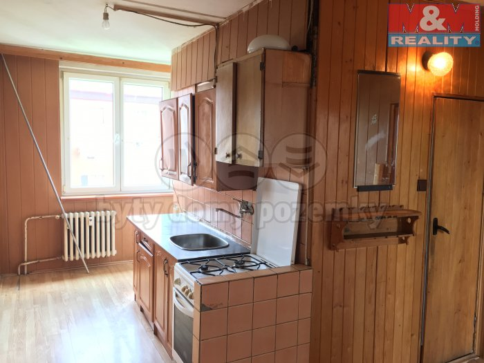 Prodej, byt 3+1, 67 m2, OV, Vintířov