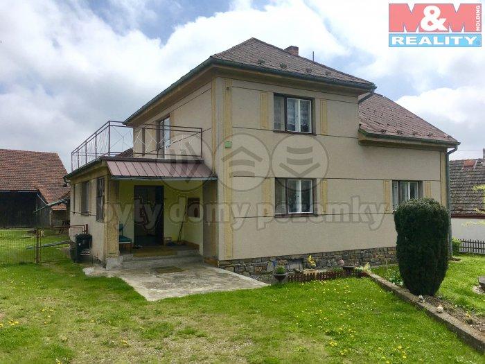 Prodej, rodinný dům, 5+1, Čestín - Polipsy