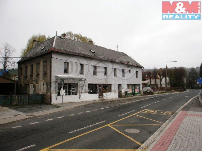 Prodej, nájemní dům, 837 m2, Dolní Poustevna