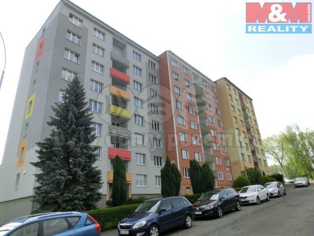 Prodej, 2+1, 61 m2, Chodov, ul. Čs. odbojářů