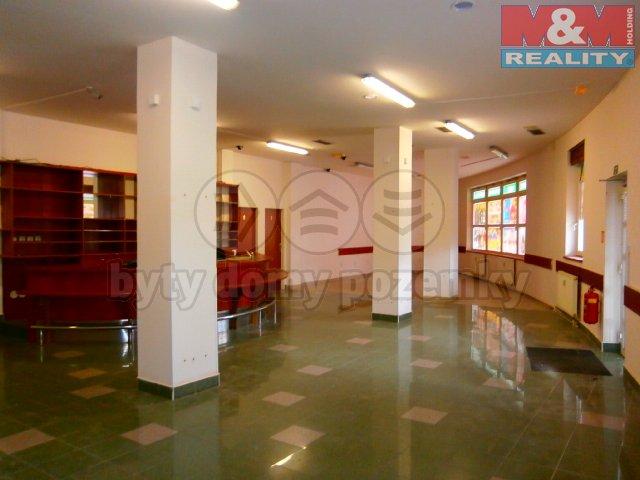 Prodej, komerční objekt, 186 m2, Litoměřice-Pokratice