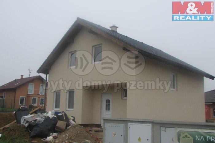 Prodej, rodinný dům 4+1, 132 m2, Říčany