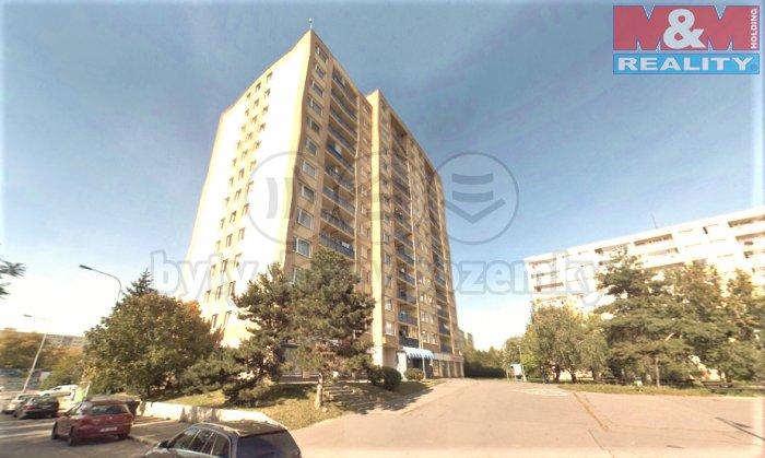 Prodej, byt 2+1, 43 m2, OV, Praha 4 - Chodov