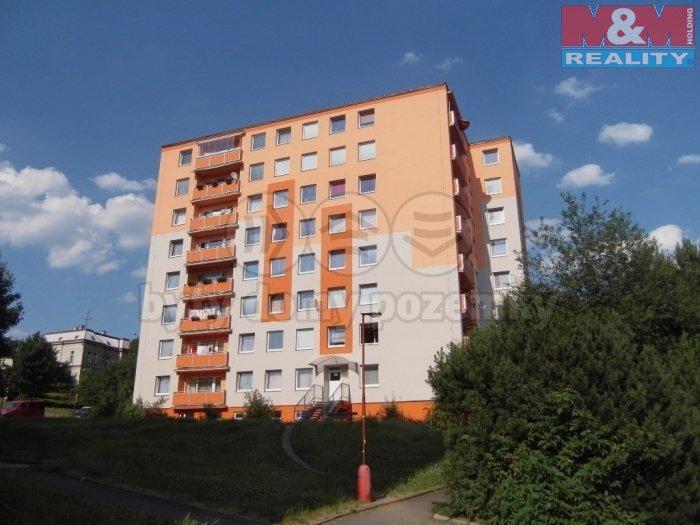 Prodej, byt 1+kk, 32 m2, DV, Ústí nad Labem, ul. Na Sklípku