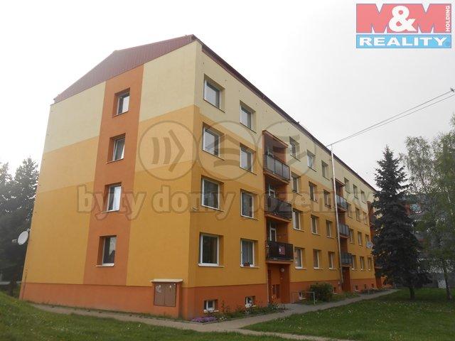 Prodej, byt 3+1, 61 m2, OV, Bohušovice nad Ohří