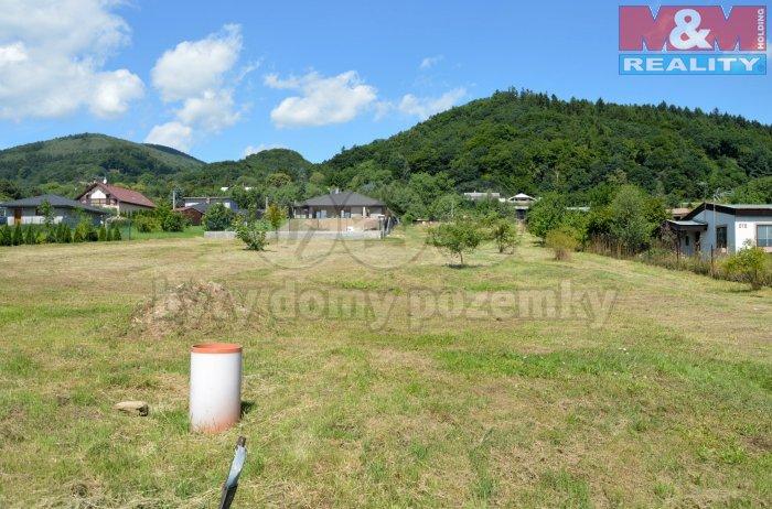 Prodej, stavební pozemek 2602 m2, Krupka - Unčín