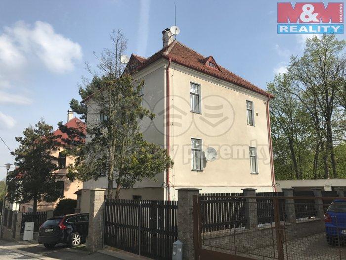 Pronájem, byt 2+1, 60 m2, Liberec, ul. Na Hradbách