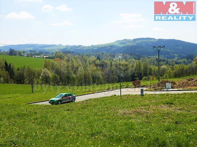 Prodej, stavební pozemek, 2012 m2, Liberec - Jeřmanice