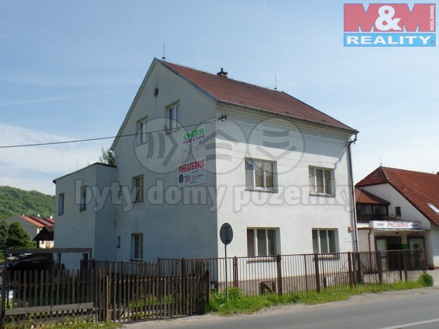 Prodej, rodinný dům, Velké Březno