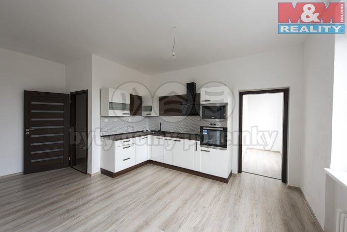 Prodej, byt 2+1, 75 m2, OV, Ústí nad Labem - Klíše
