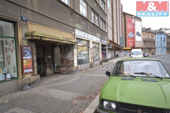 Prodej, obchodní prostory, 71 m2, Liberec, ul. Jablonecká