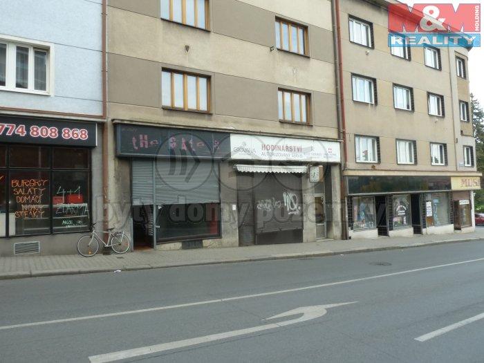 Pronájem, obchod, 42 m2, Kladno, ul. Ivana Olbrachta