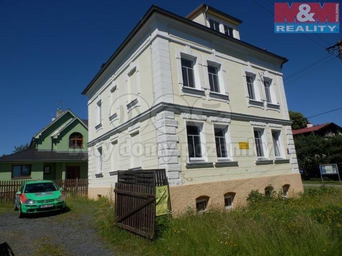 Pronájem, byt 2+1, 58 m2, Františkovy Lázně, ul. Chebská