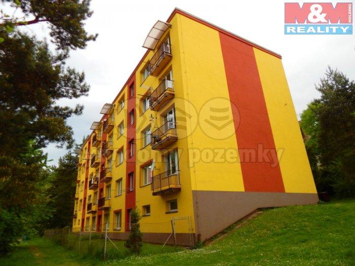 Prodej, byt 2+1, OV, Děčín