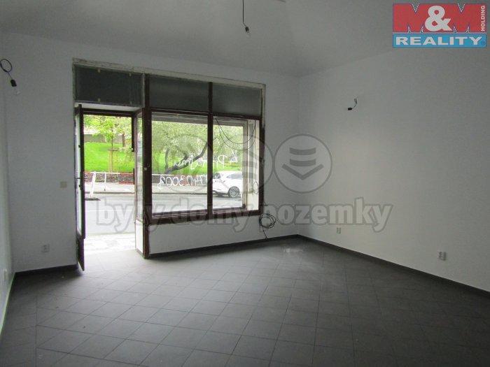 Pronájem, nebytový prostor, 43 m2, Praha 3 - Žižkov
