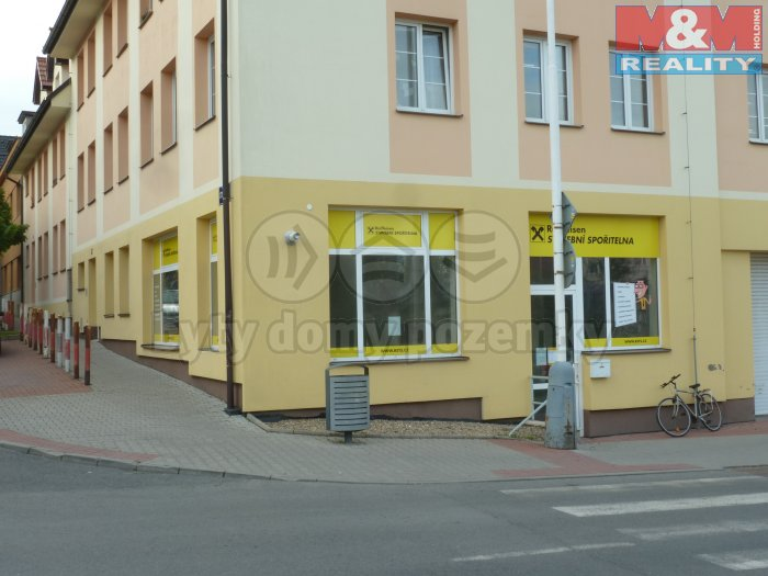 Pronájem, obchod, 53 m2, Kladno, ul. Ctiborova