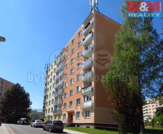 Prodej, byt 2+1, 53 m2, Stará Role, ul. Fibichova