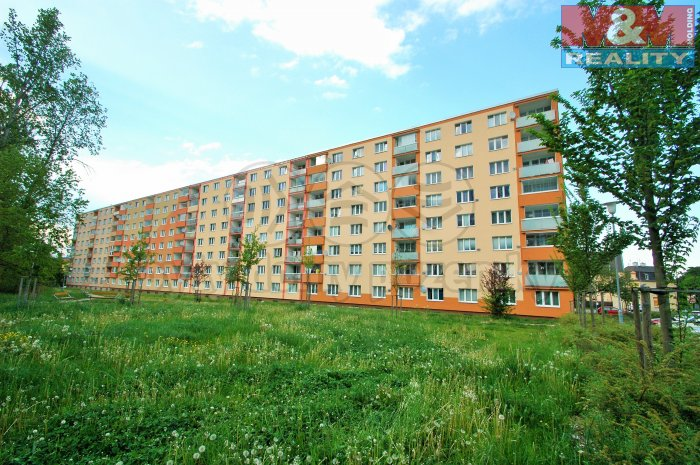 Prodej, byt 3+1, 63 m2, OV, Karlovy Vary - Stará Role