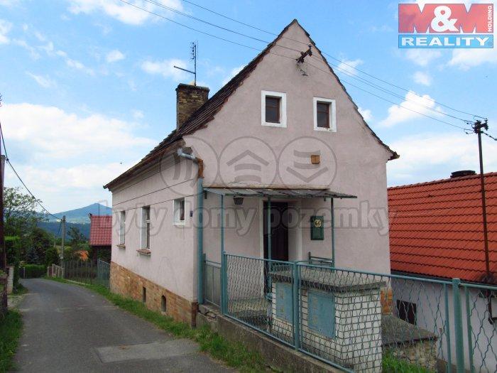 Prodej, rodinný dům 2+1, 345 m2, Michalovice