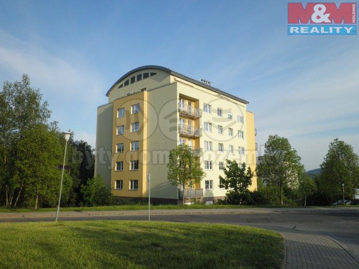Pronájem, 1+1, 39 m2, Liberec, ul. Pastelová