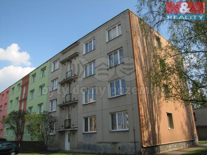 Pronájem, byt 1+kk, Louny, ul. Jana Švermy