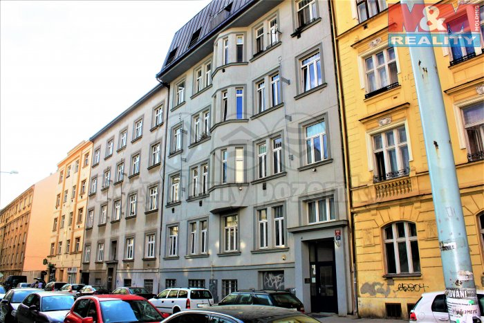 Prodej, byt 2+1, 77 m2, Praha 8 - Libeň