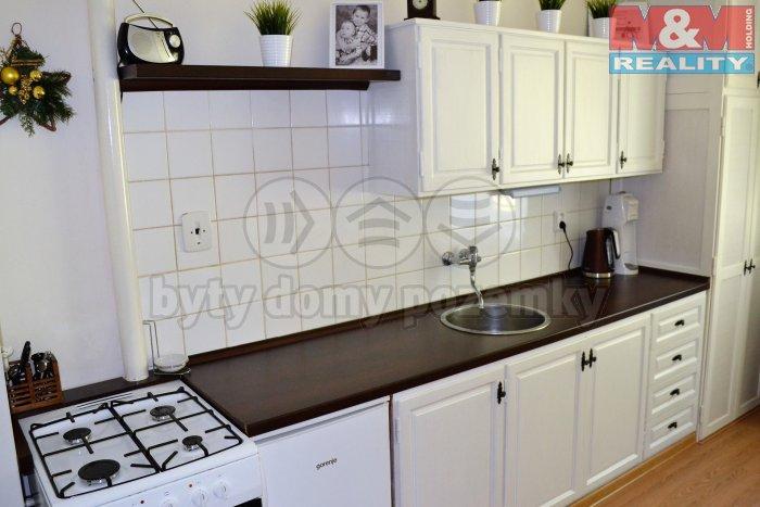 Prodej, byt 1+1, 42 m2, Jáchymov, ul. Fibichova