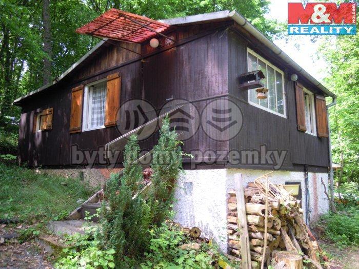 Prodej, chata 2+kk, 45 m2, Hracholusky - Buben
