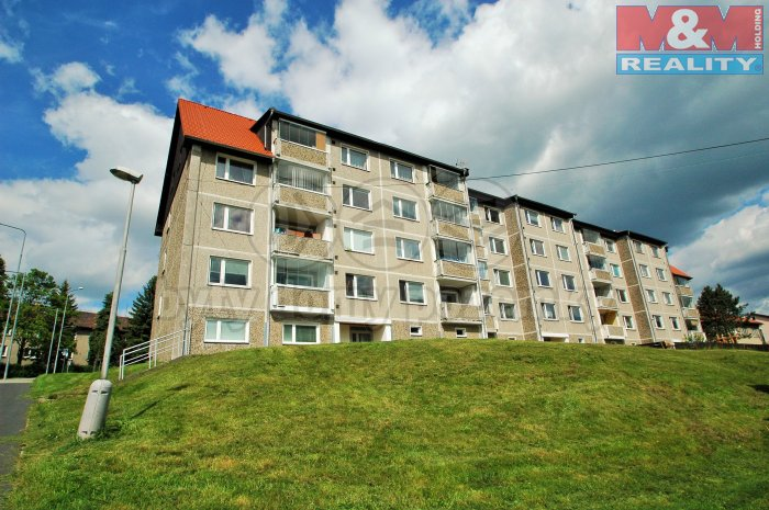 Prodej, byt 2+1, 61m2, Sokolov, ul. Slovenská