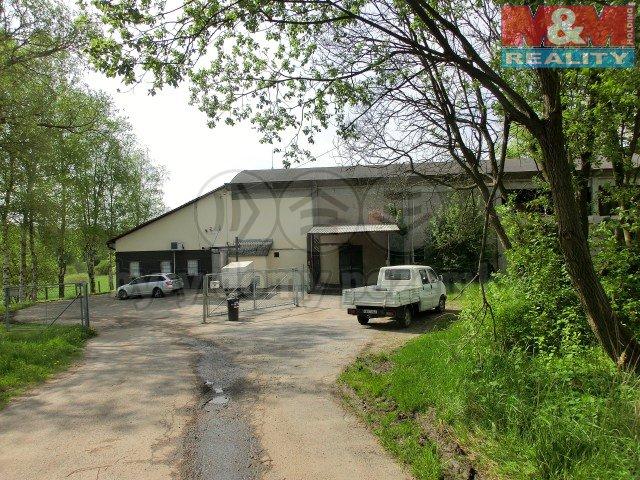 Prodej, výrobní objekt, 2361 m2, Svratka, U Koupaliště