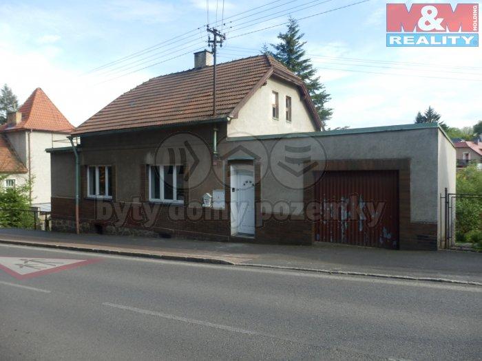 Prodej, rodinný dům 3+1, 245 m2, Komárov