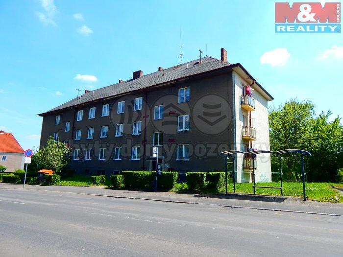 Prodej, byt 2+1, 47 m2, OV, Litvínov, ul. Podkrušnohorská