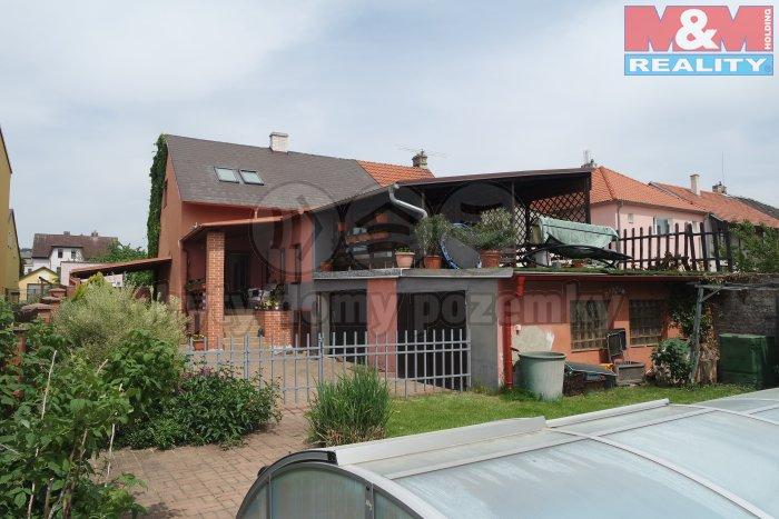 Prodej, rodinný dům 4+1, Zdice