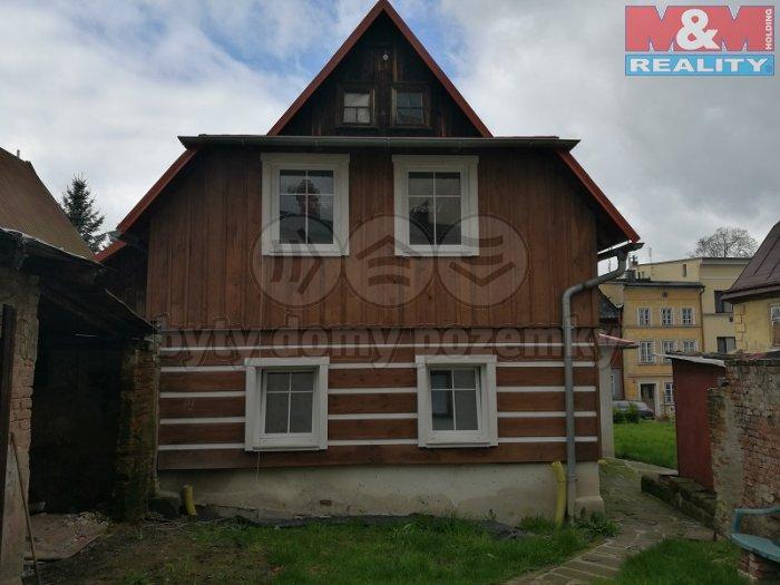 Prodej, rodinný dům, Česká Kamenice