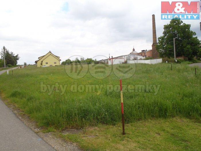 Prodej, pozemek, 1135 m2, Chotyně
