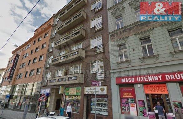 Prodej, 1+kk, 35 m2, Praha 7 - Holešovice