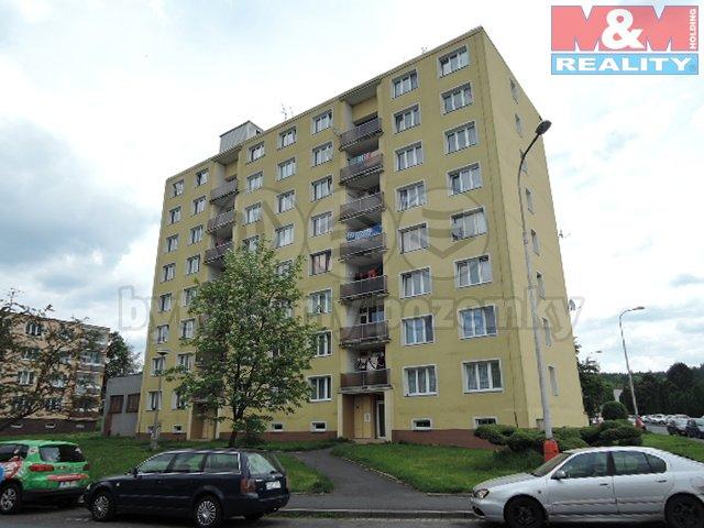 Prodej, byt 2+1, 57 m2, Planá, ul. Fučíkova